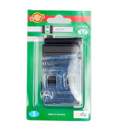 Litzclip Bandverbinder für Band 40mm 0
