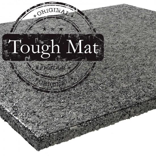 Tough Mat, Gummigranulat Stallmatte, schwarz 0