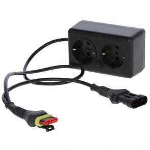 Ein-/Aus-Schaltadapter für 230 Volt Geräte 0