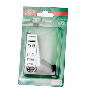 Litzclip Bandverbinder für Band 12,5mm 0