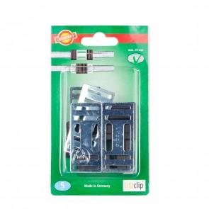 Litzclip Bandverbinder für Band 20mm 0